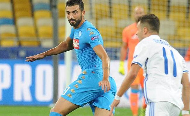 Champions, a Hategan Napoli-Dinamo Kiev