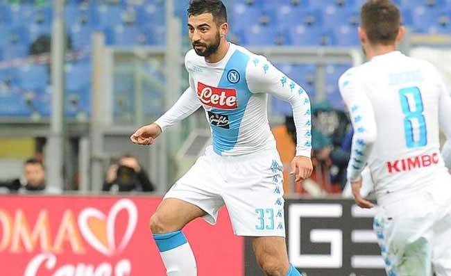 Callejon e Albiol e il loro amore per Napoli: