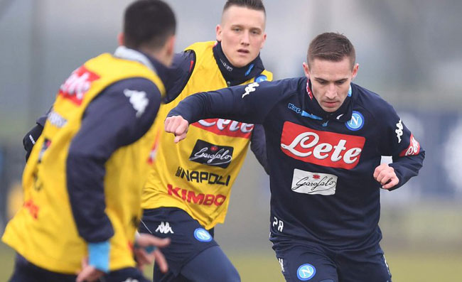 Pugni e calci allo steward, arrestati tre ultras del Napoli