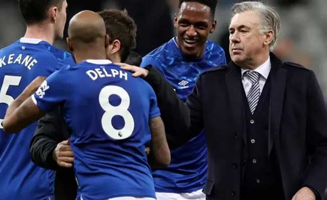 Everton, Ancelotti vuole James Rodriguez