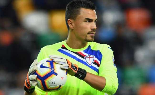 Calcio, accordo Samp-Juve per Audero