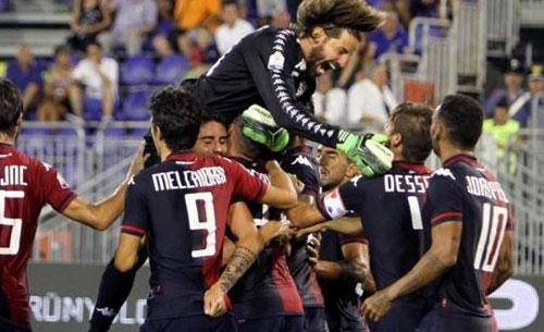 """Calciomercato Cagliari, Castan si presenta: """"mi manda Nainggolan"""""""