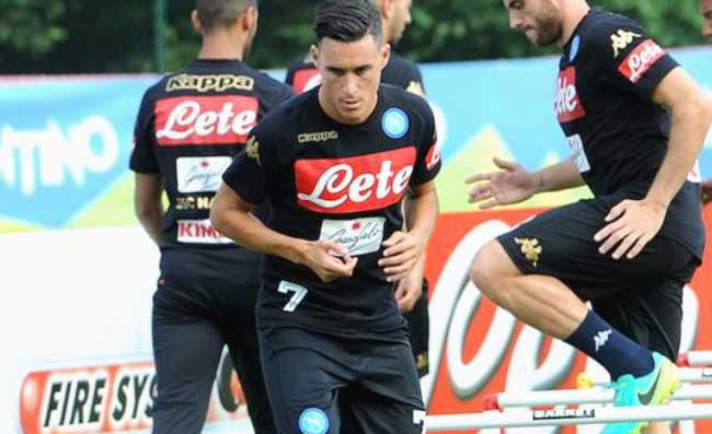 Calciomercato Napoli, Callejon:
