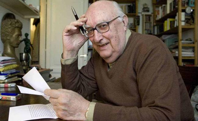E' morto Andrea Camilleri, il padre di Montalbano aveva 93 anni