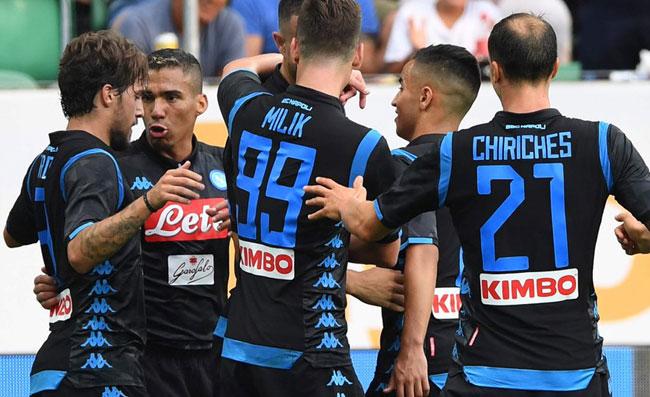 Lazio-Napoli, diretta tv e live streaming gratis la partita di oggi
