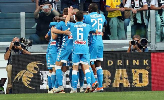 Inter Napoli Calendario.Calendario Napoli Roma Di Domenica Sera Empoli Al Venerdi