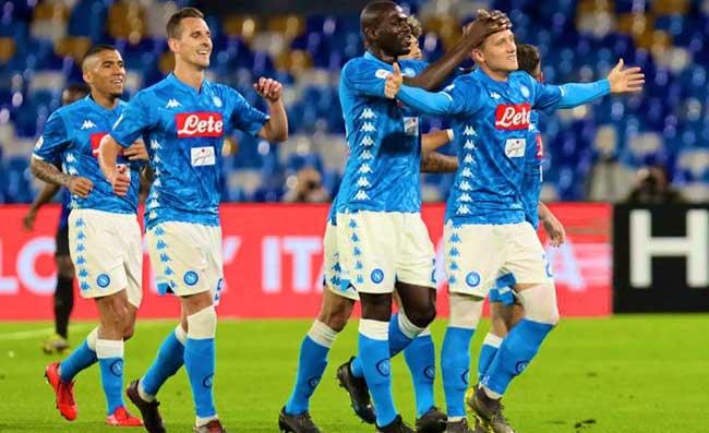 UFFICIALE - Coppa Italia, sorteggio favorevole per il Napoli