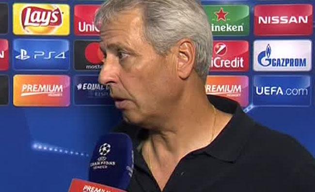 Nizza, Favre: 'Crediamo nella qualificazione. Balotelli e Sneijder? Spero siano pronti...'