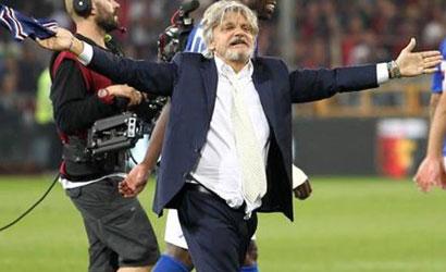Calciomercato Sampdoria: Ferrero 'Contatti anche con squadre straniere per Schick'