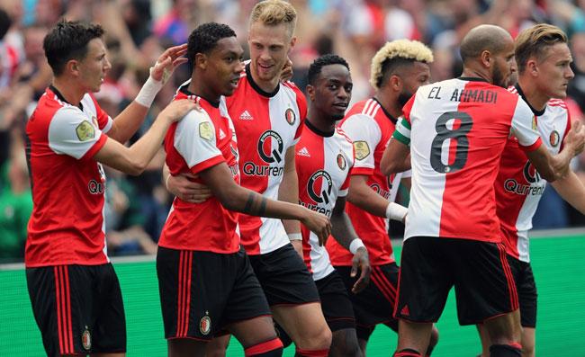 Champions League: Sarri e Jorginho presentano la sfida con il Feyenoord