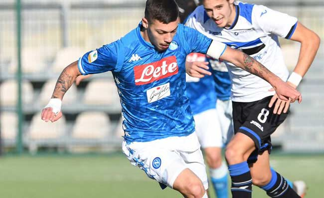 Napoli-Sassuolo di Coppa Italia in TV e in streaming
