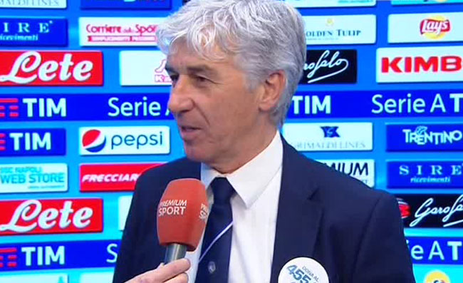 Atalanta, Gasperini: 'Bianconeri i più forti, difficile qualificarsi. Petagna ha un problema...'