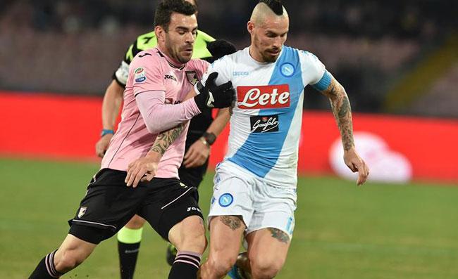 Napoli-Fiorentina 4-1, Hamsik: