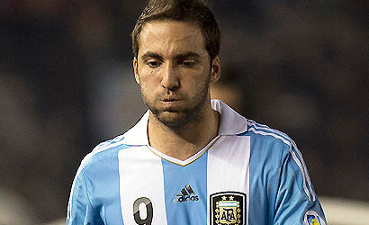 Argentina, ko clamoroso contro la Spagna: social scatenati contro Higuain