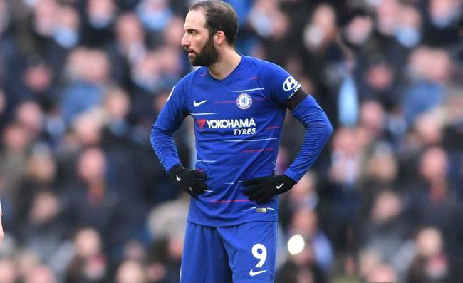 Higuain delude ancora, il Chelsea ha deciso il suo futuro. L'ex Napoli ritorna alla Juventus