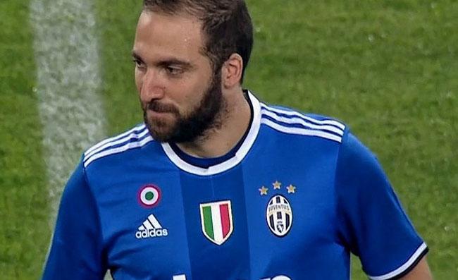 Juventus, Higuain e le frasi a Napoli che non ti aspetti!