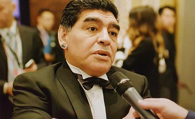 """Maradona, Giannina addolorata: """"Visto il video? Mi ..."""