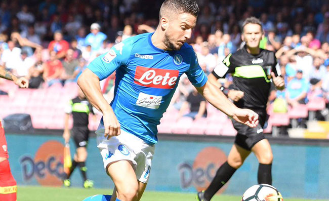 Napoli fabbrica del gol, in Europa nessuno come gli azzurri