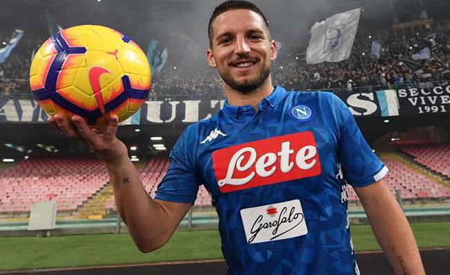 Napoli, carica Mertens: ?Prendiamoci l?Europa League. E se la Juve si ferma...?