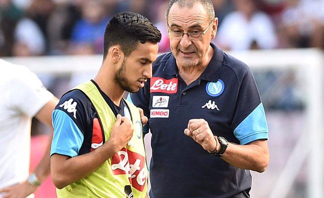Napoli-Benevento 6-0, derby a senso unico per gli azzurri