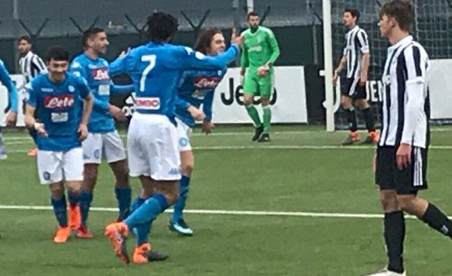 Formazioni ufficiali Juventus-Napoli, Campionato Primavera 2017-18