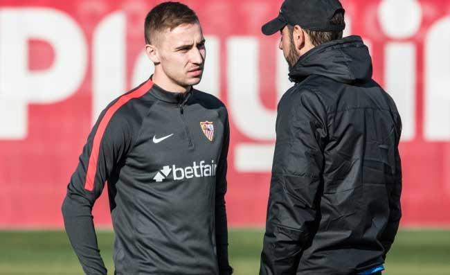 Siviglia-Lazio 2-0: Ben Yedder e Sarabia, Aquila fuori dall'Europa