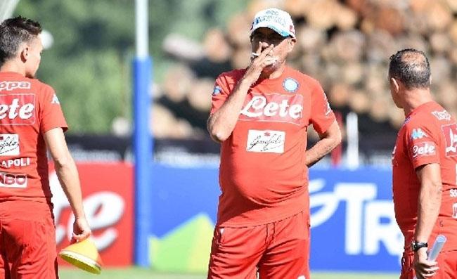 Napoli-Trento 7-0: Sarri sorride, l'attacco è già caldo