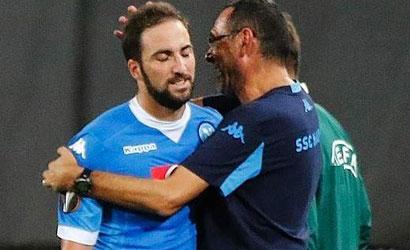 Boom Milan, Sarri offre uno scambio clamoroso: Morata per Higuain!