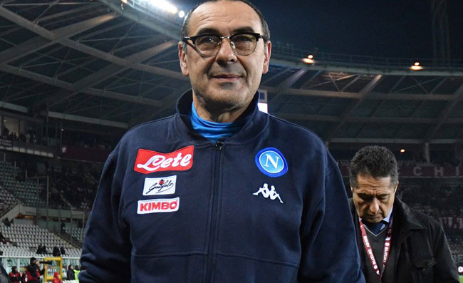 Sarri vara il Napoli/2 per sfidare l'Udinese
