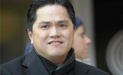 La gaffe di Erick Thohir: