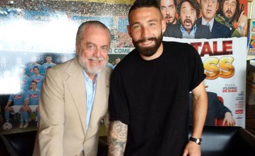 Sky. Tonelli lascia il Napoli, torna alla Sampdoria