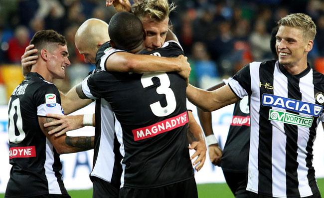 Serie A, Inter-Udinese 1-2 LIVE: De Paul!