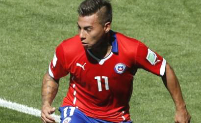 Cile prima finalista della Confederation Cup