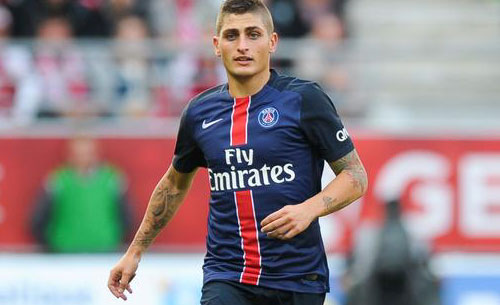 Poker di big su Verratti: Inter presente, pericolo Barcellona