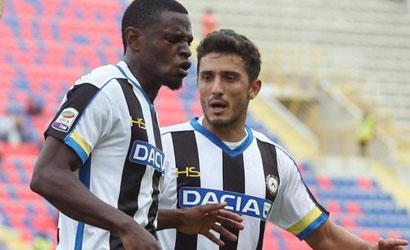 Le probabili formazioni di Udinese-Torino - Recupera Ljajic